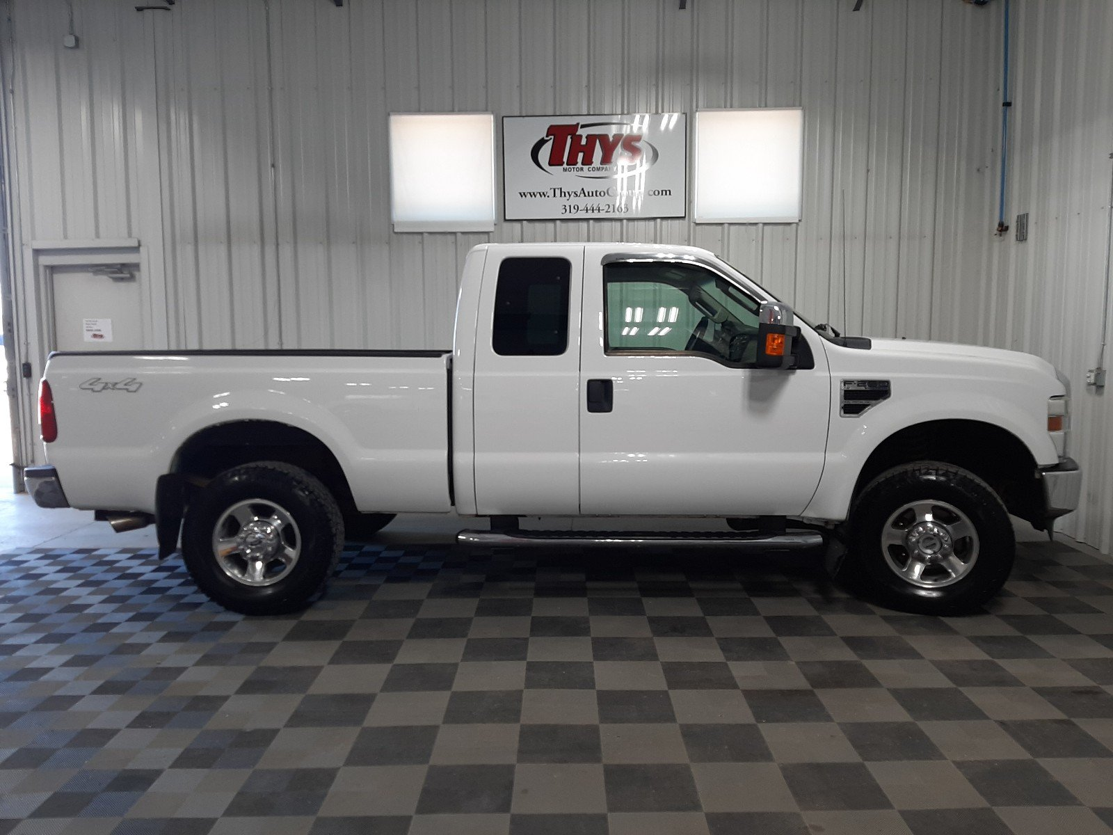 Pre-Owned 2010 Ford Super Duty F-250 SRW