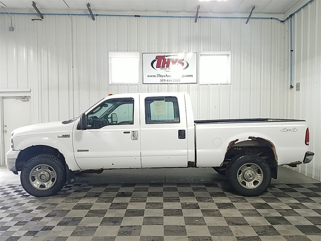 Pre-Owned 2005 Ford Super Duty F-350 SRW