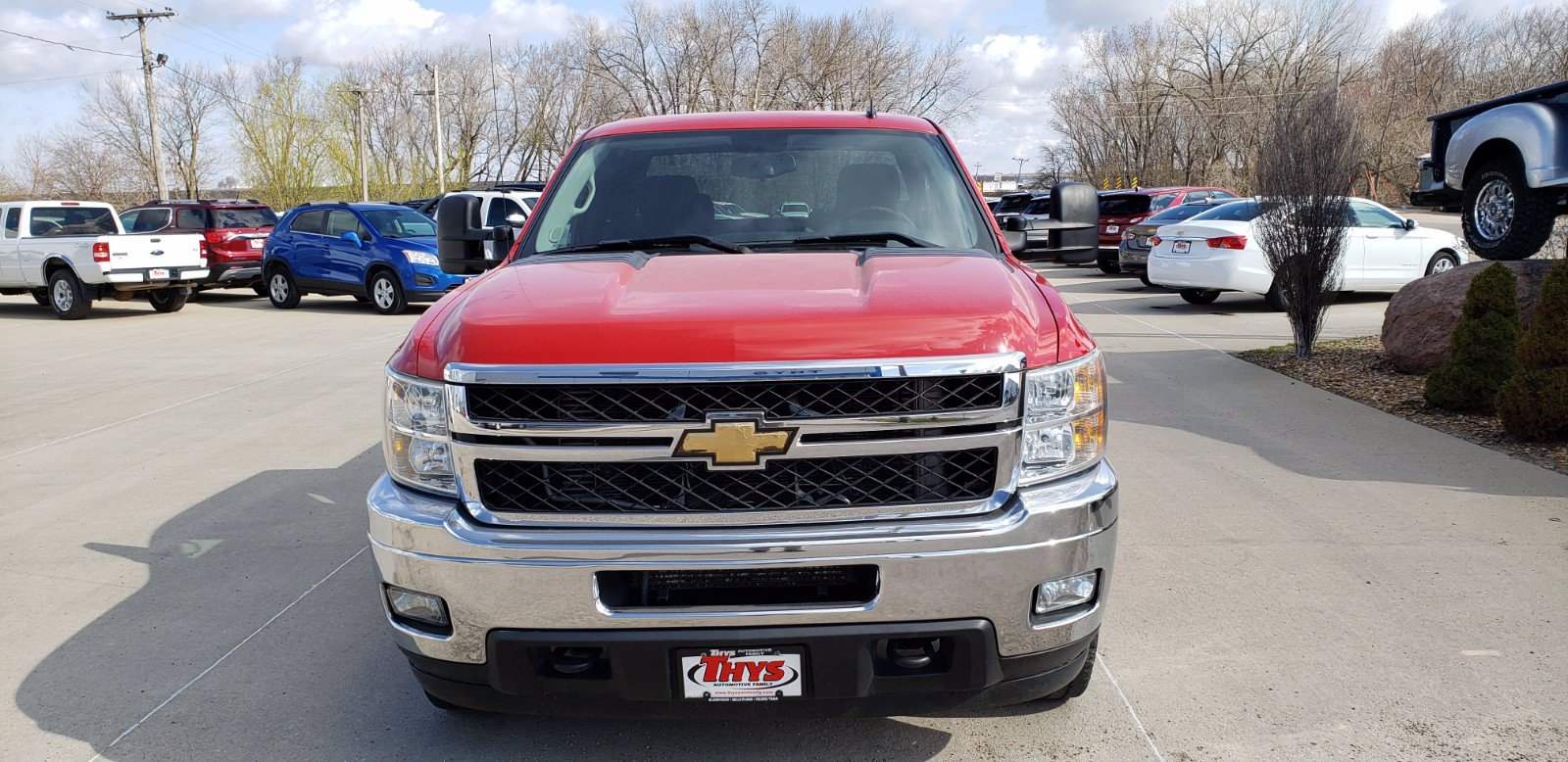 Pre-Owned 2011 Chevrolet Silverado 2500HD LT