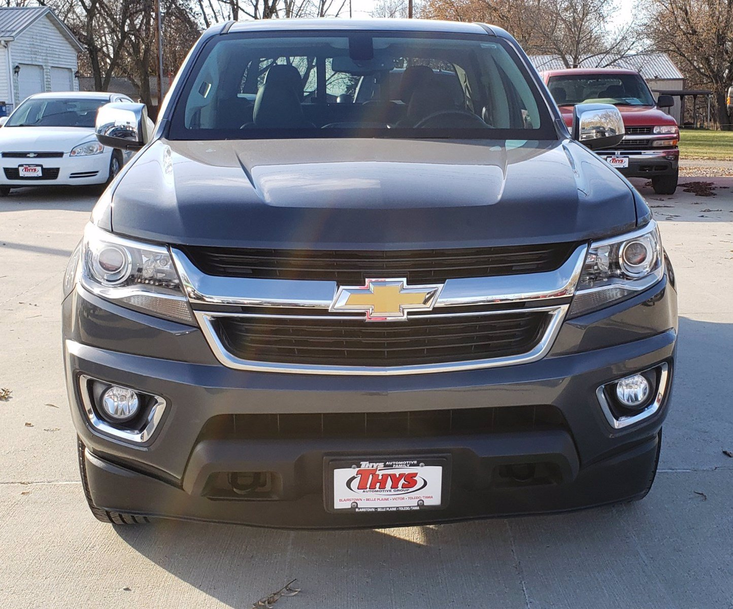 Pre-Owned 2016 Chevrolet Colorado 4WD LT