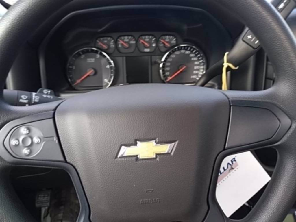 New 2019 Chevrolet Silverado MD 5500 Work Truck
