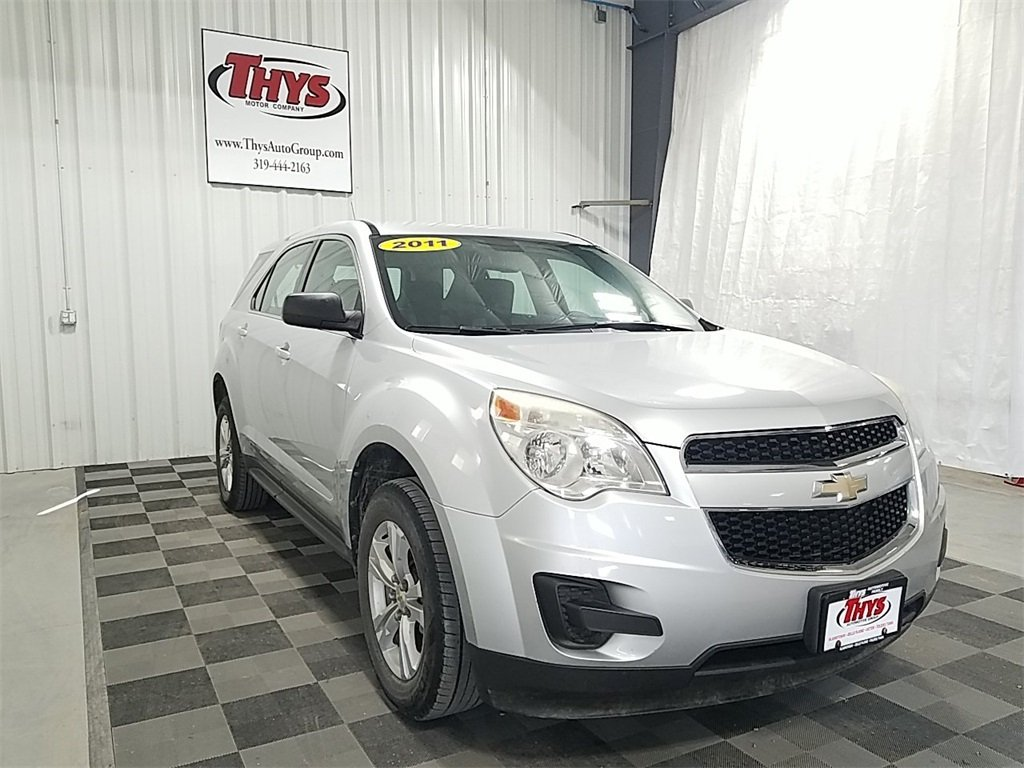Pre-Owned 2011 Chevrolet Equinox LS