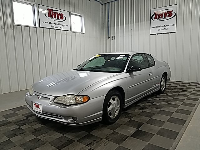 Pre-Owned 2002 Chevrolet Monte Carlo SS