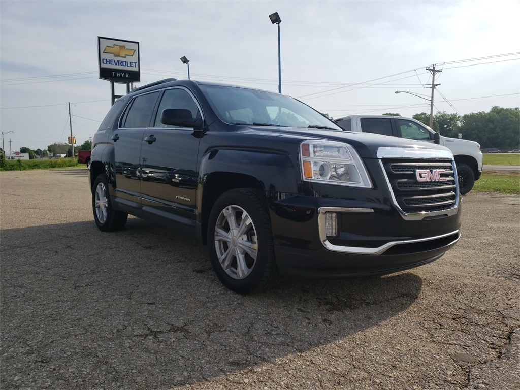 Certified Pre-Owned 2017 GMC Terrain SLE-2