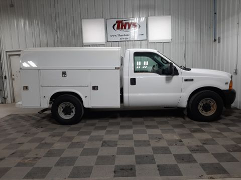 Pre-Owned 2001 Ford Super Duty F-350 SRW