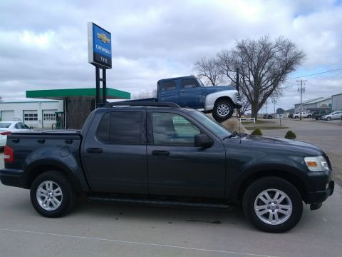 Pre-Owned 2010 Ford Explorer Sport Trac XLT