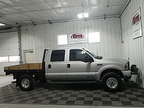Pre-Owned 2001 Ford F-250SD XLT