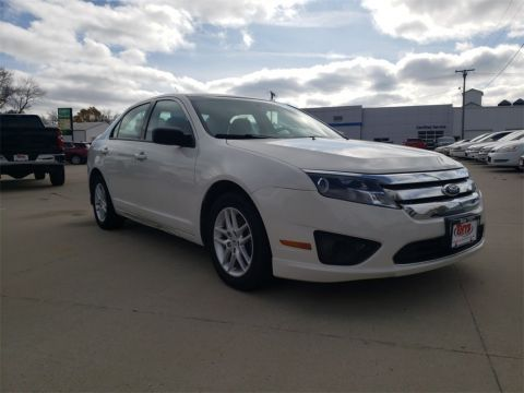 Pre-Owned 2011 Ford Fusion S