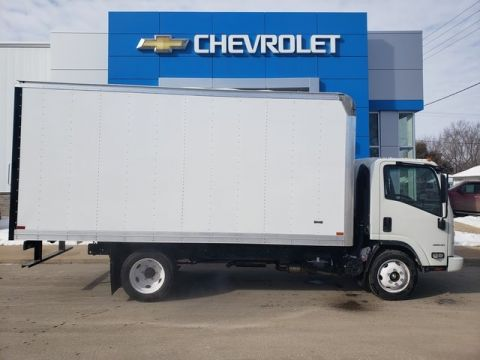New 2018 Chevrolet 4500 LCF Gas 1WT